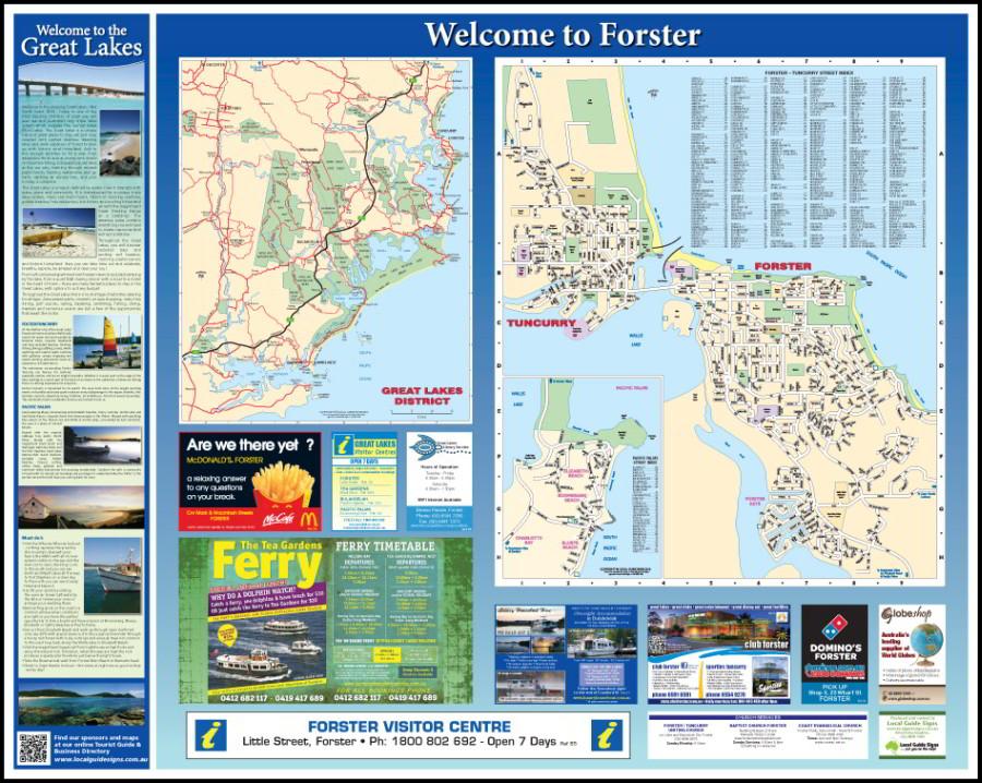 Forster to singleton