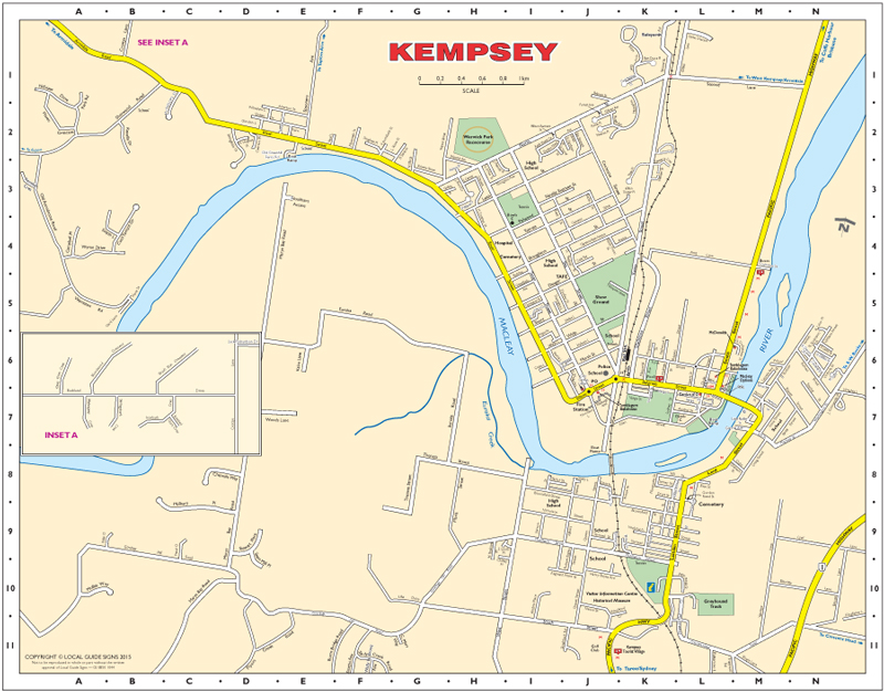Kempsey - South West Rocks - Macleay Valley - Mid North ...