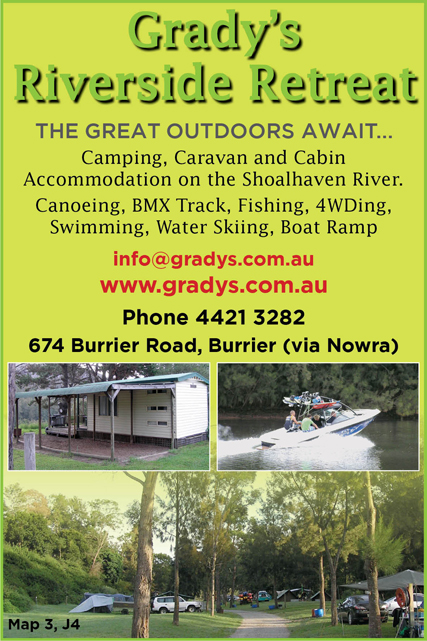 Shoalhaven - Nowra - NSW South Coast - Accommodation - Tourist