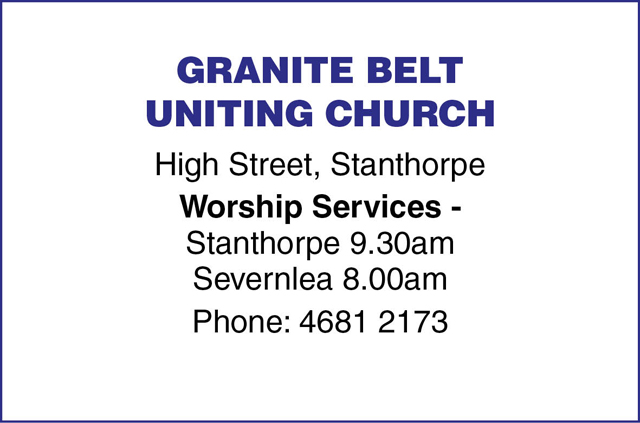 Stanthorpe Granite Belt Accommodation Tourist